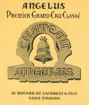 Chateau Angelus Label