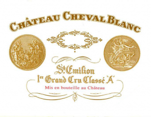 Chateau Cheval Blanc Label