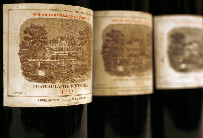 Chateau Lafite Rothschild Bottles